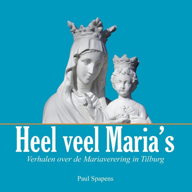 Cover Heel veel Maria's
