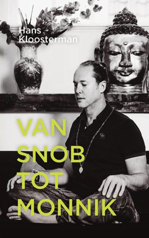 Cover Van snob tot monnik