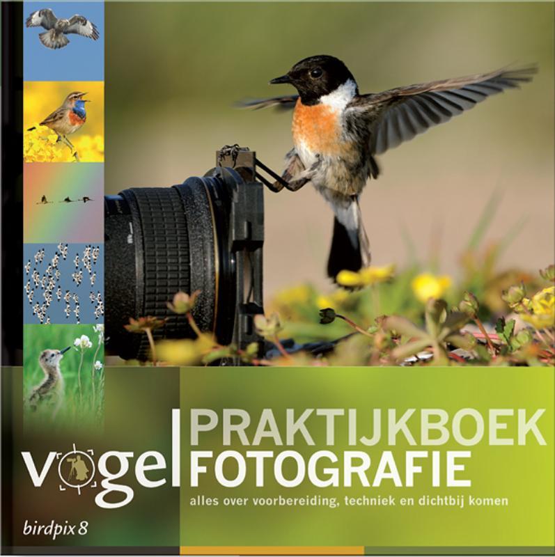 Cover Praktijkboek vogelfotografie