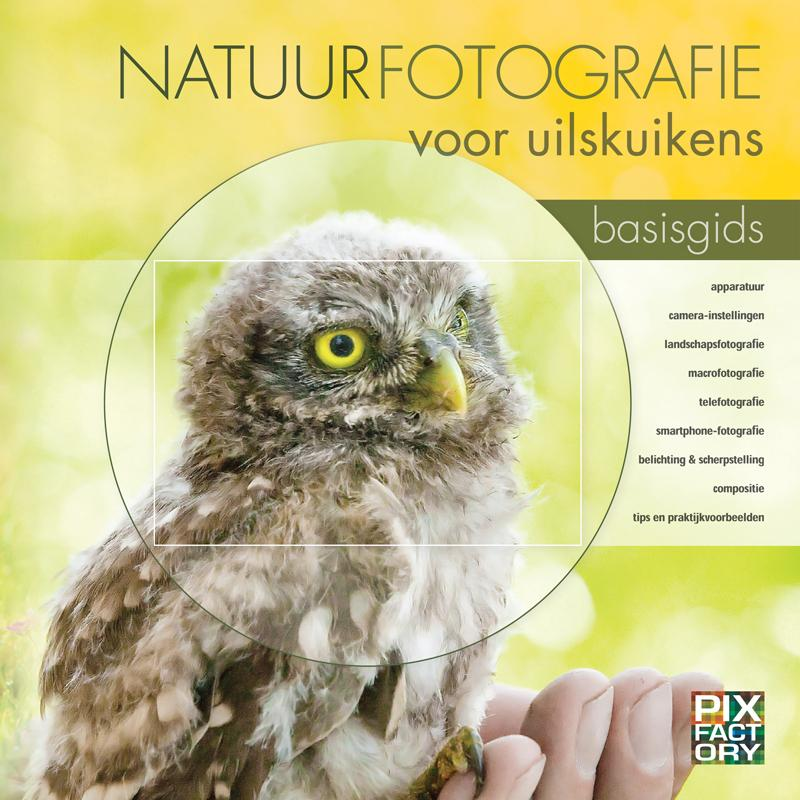 Cover Natuurfotografie voor uilskuikens