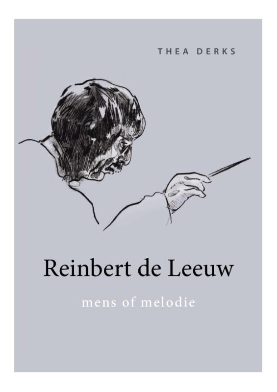 Cover Reinbert de Leeuw