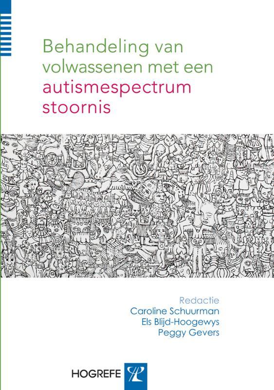 Cover Behandeling van volwassenen met een autismespectrumstoornis