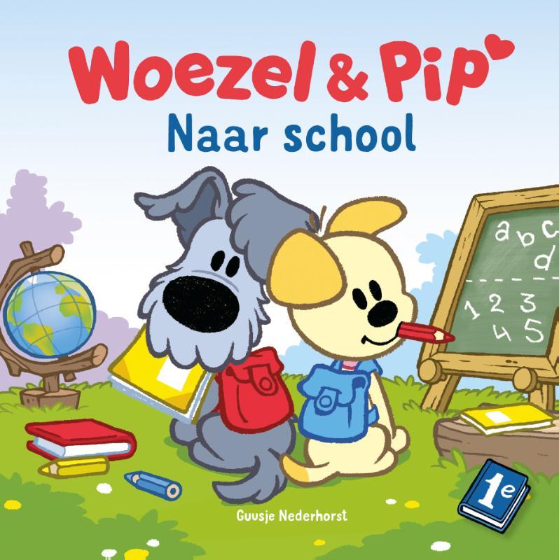 Cover Naar school