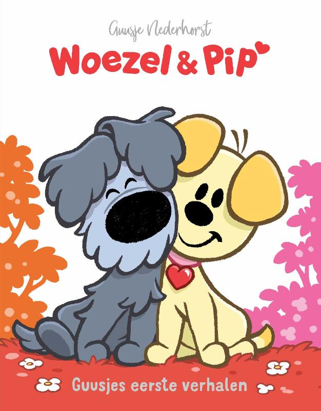 Cover Woezel & Pip
