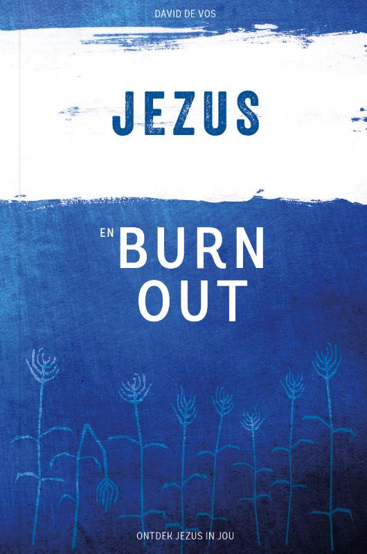 Cover Jezus en burn-out