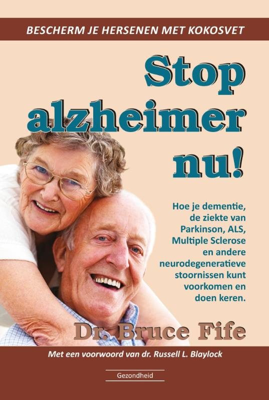 Cover Stop Alzheimer nu