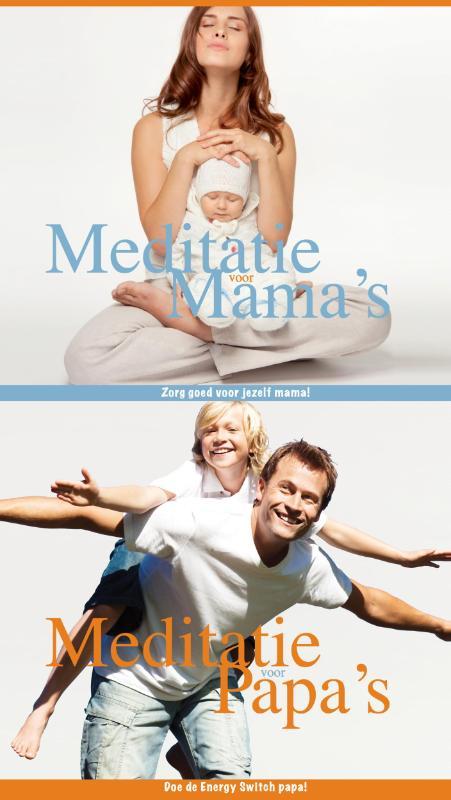 Cover Meditaties voor papa's en mama's