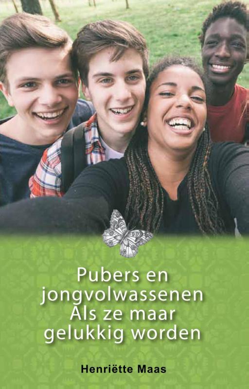 Cover Pubers en jongvolwassenen