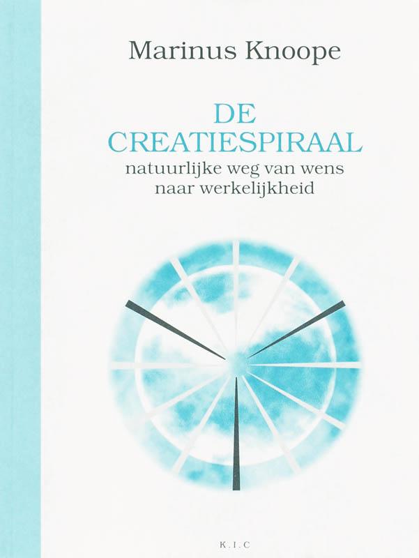 Cover De creatiespiraal