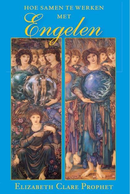 Cover Hoe samen te werken met engelen