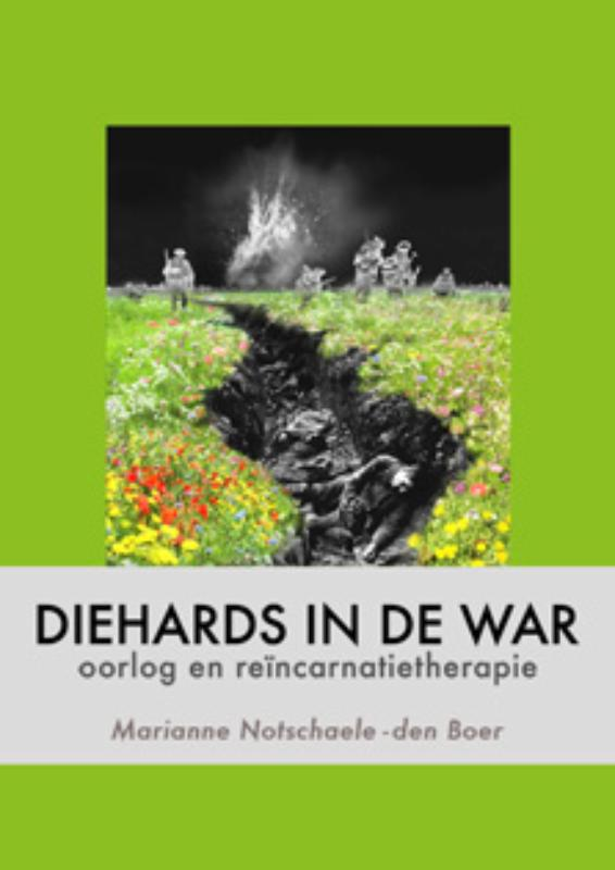 Cover Diehards in de war