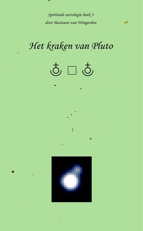 Cover Het kraken van Pluto