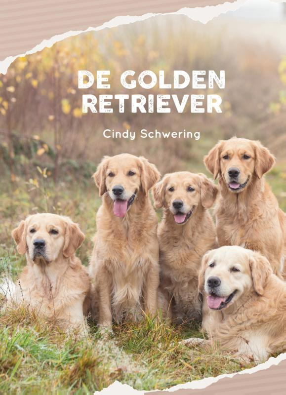 Cover De Golden Retriever
