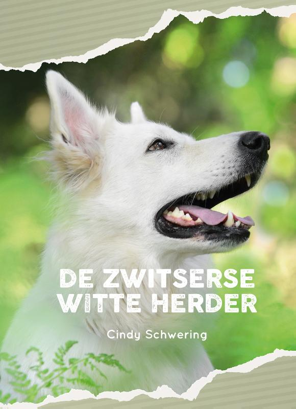 Cover De Zwitserse witte herder