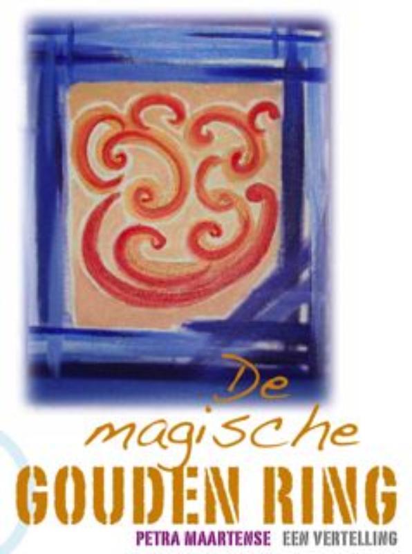 Cover De magische gouden ring
