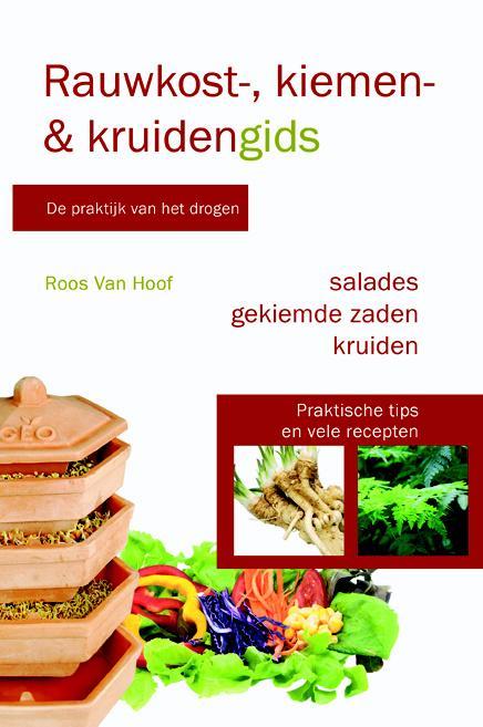Cover Rauwkost-, kiemen- en kruidengids