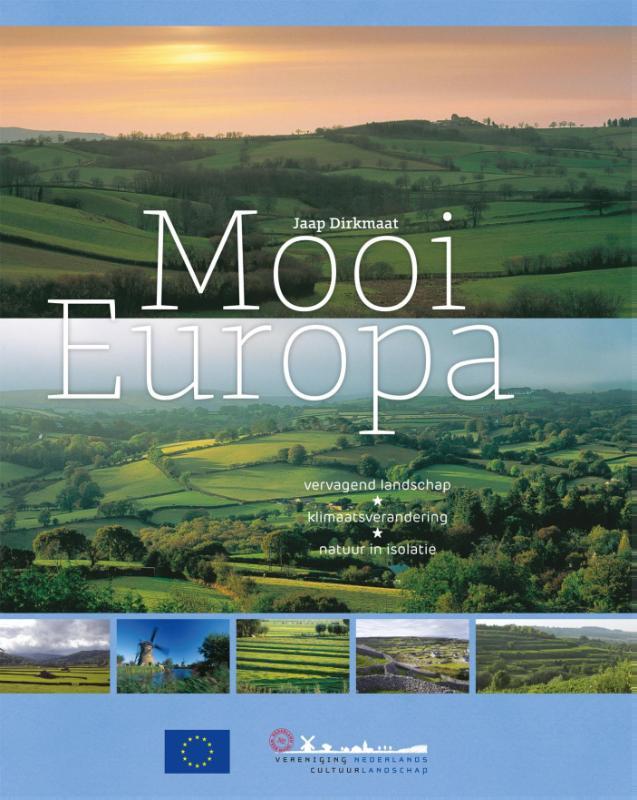 Cover Mooi Europa