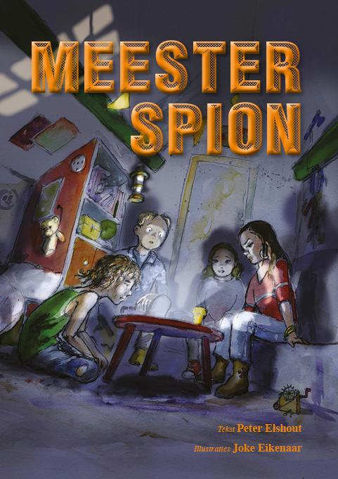 Cover Meesterspion