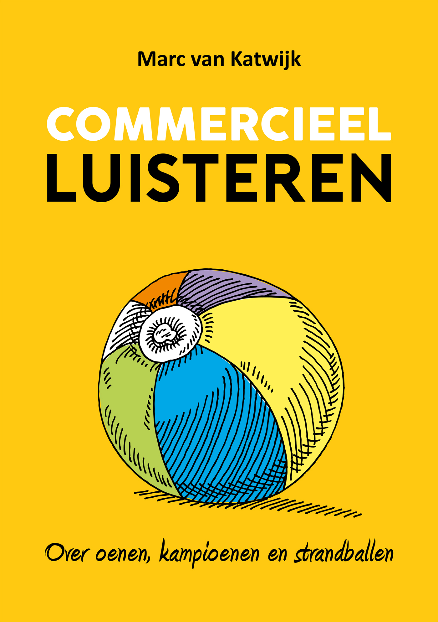 Cover Commercieel luisteren