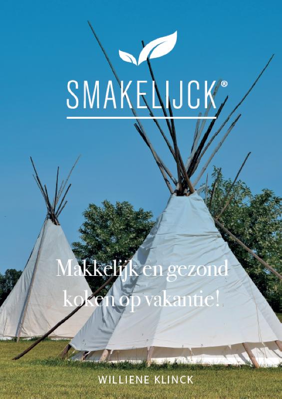 Cover Makkelijk en gezond koken op vakantie!