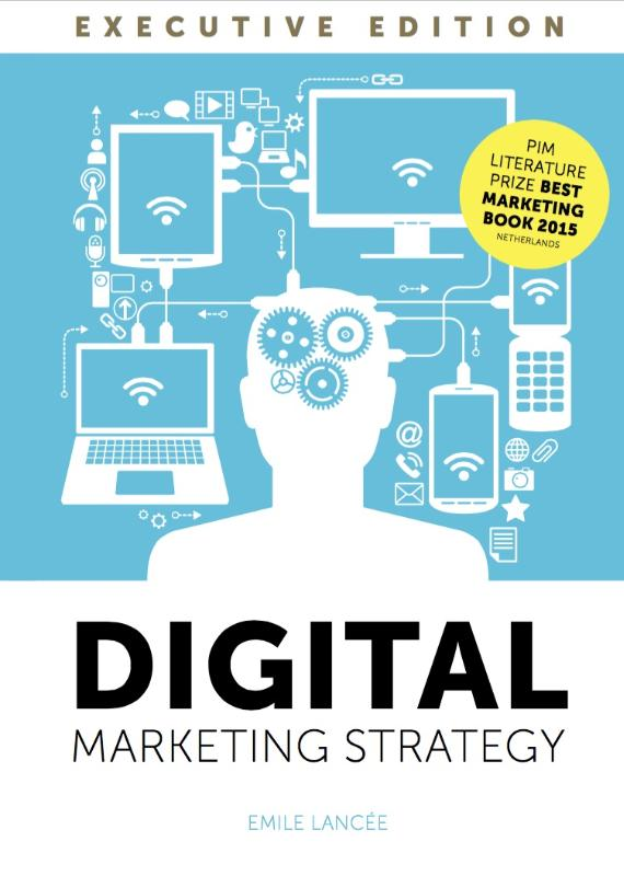 Cover Digital marketing strategy