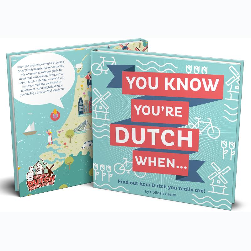 Cover You know you're Dutch when
