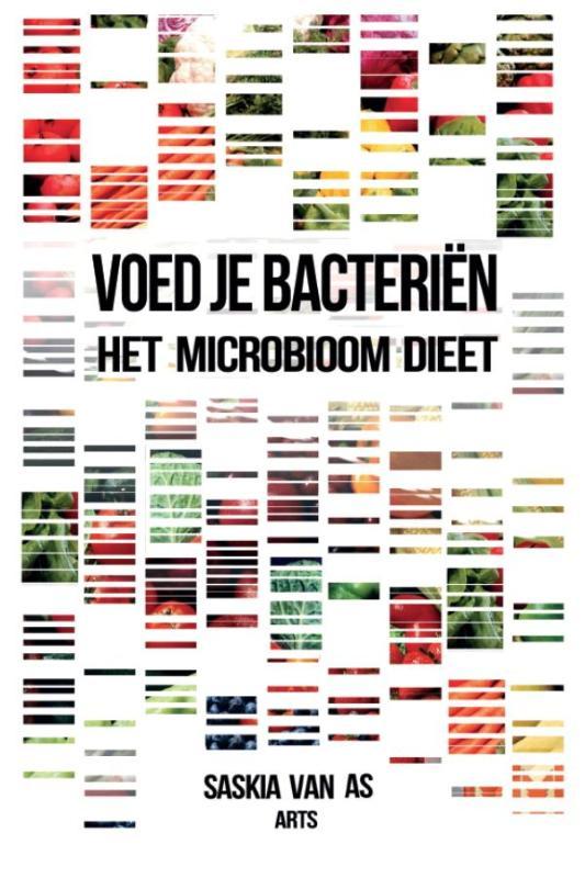 Cover Voed je bacteriën