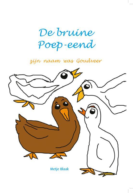 Cover De Bruine Poepeend
