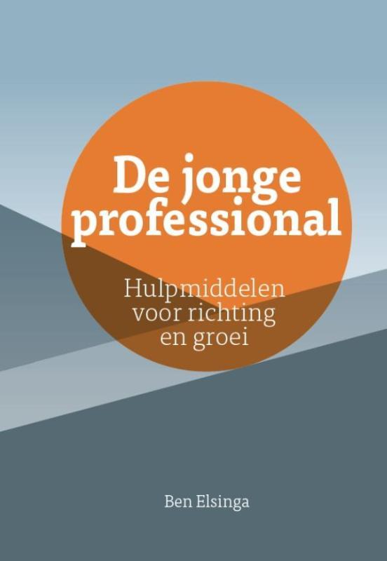 Cover De jonge professional