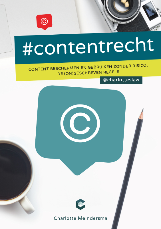 Cover #contentrecht