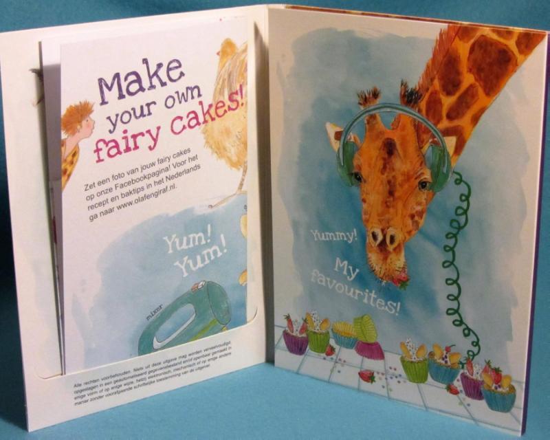 Cover Olaf & Giraf in Londen