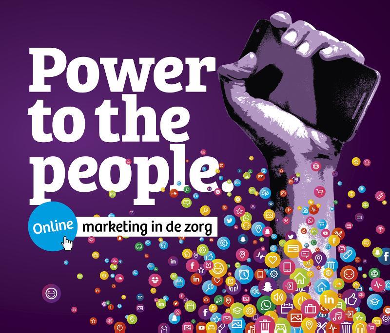 Cover Online marketing in de zorg