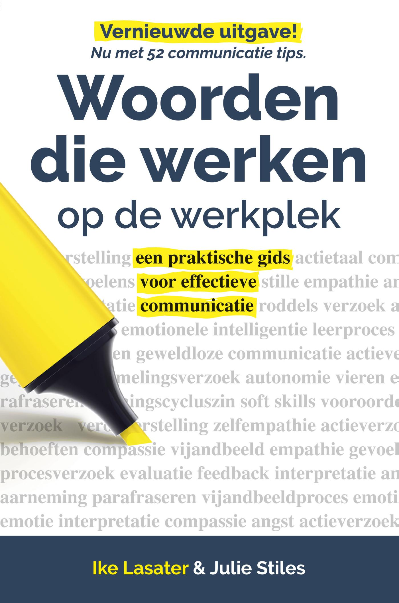 Cover Woorden die werken op de werkplek