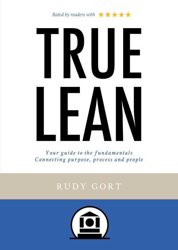 Cover True Lean