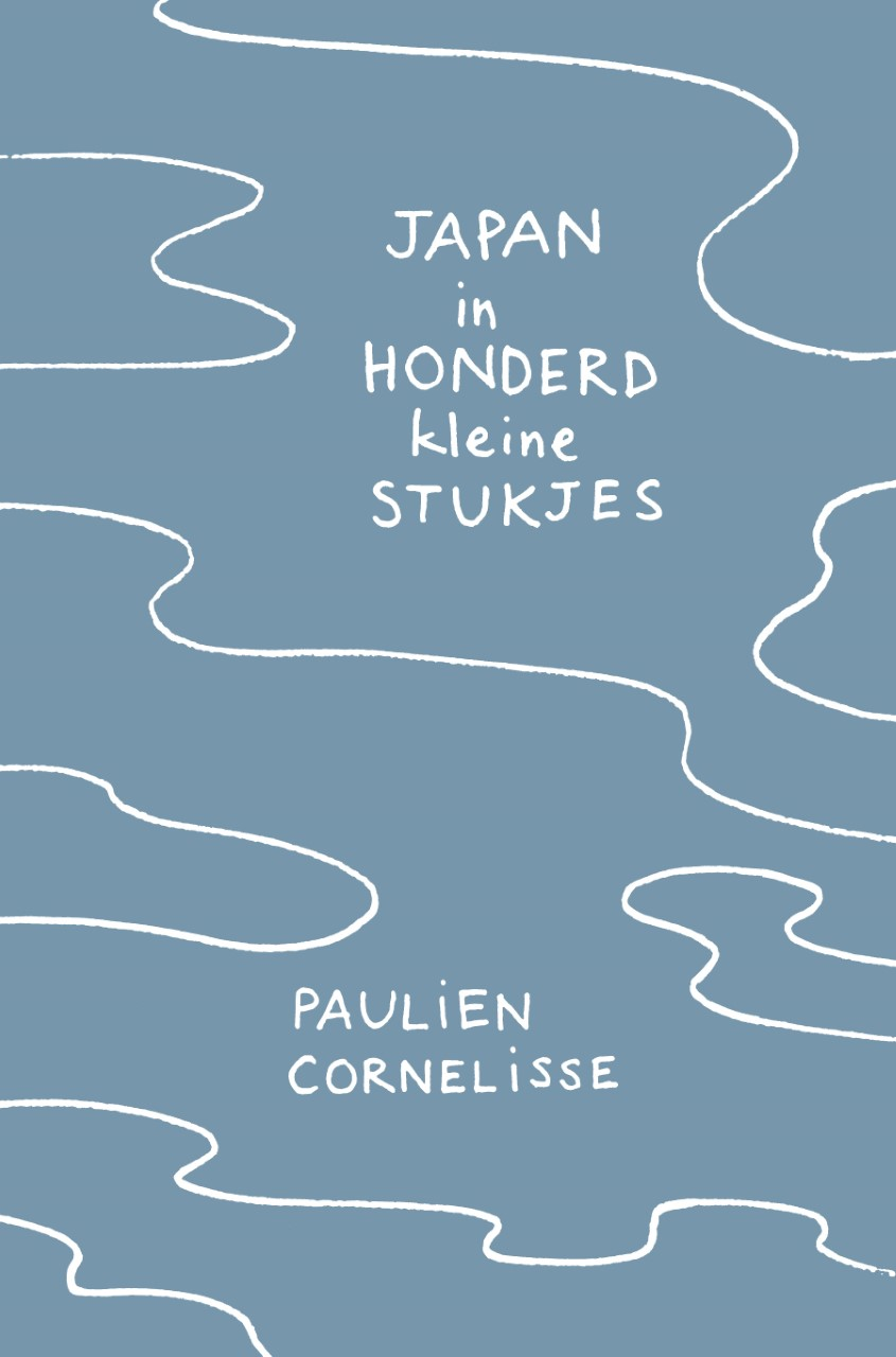 Cover Japan in honderd kleine stukjes