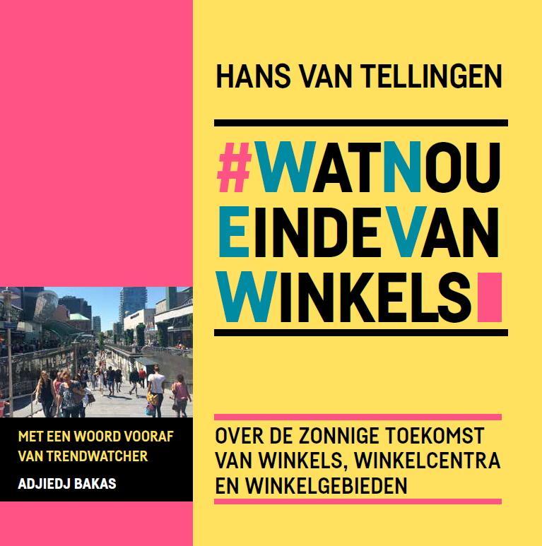 Cover #WatNouEindeVanWinkels