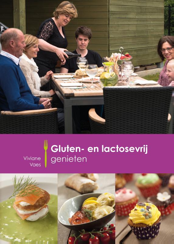 Cover Gluten- en lactosevrij genieten