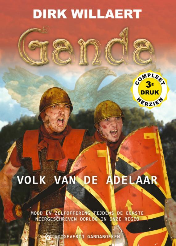 Cover Volk van de Adelaar