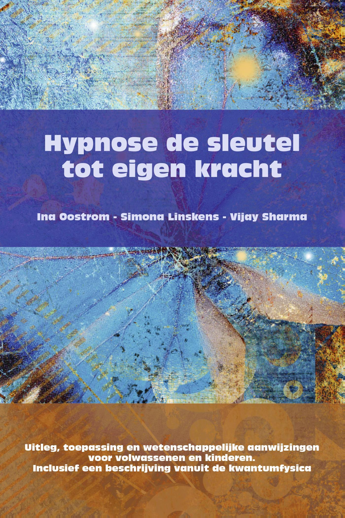 Cover Hypnose de sleutel tot eigen kracht
