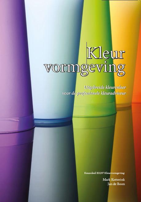 Cover Kleurvormgeving
