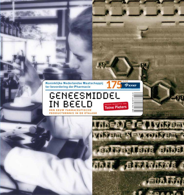 Cover Geneesmiddel in beeld