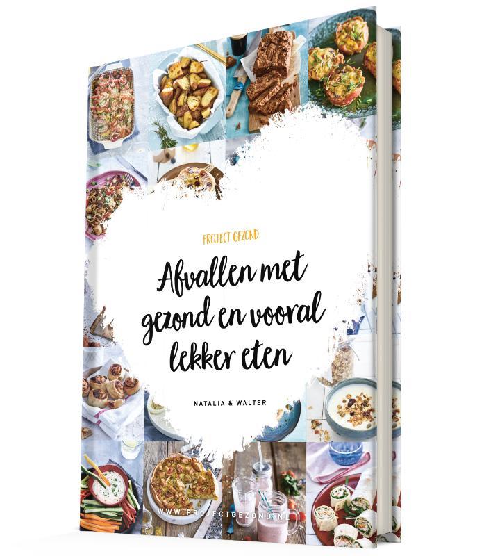 Cover Afvallen met gezond en vooral lekker eten