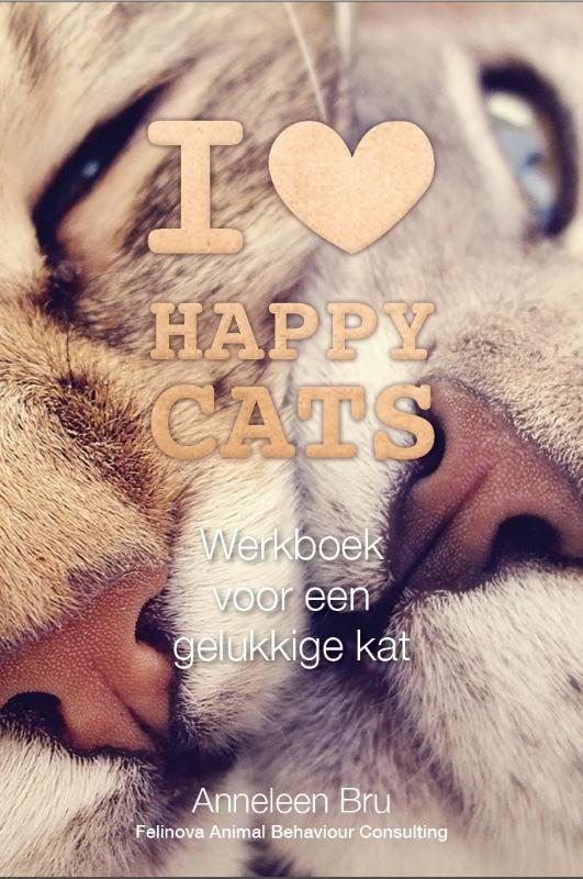 Cover I love happy cats