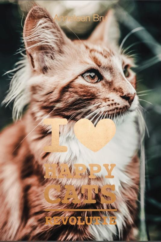 Cover I love Happy Cats Revolutie