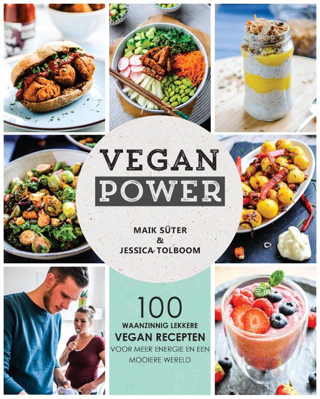Cover Vegan Power