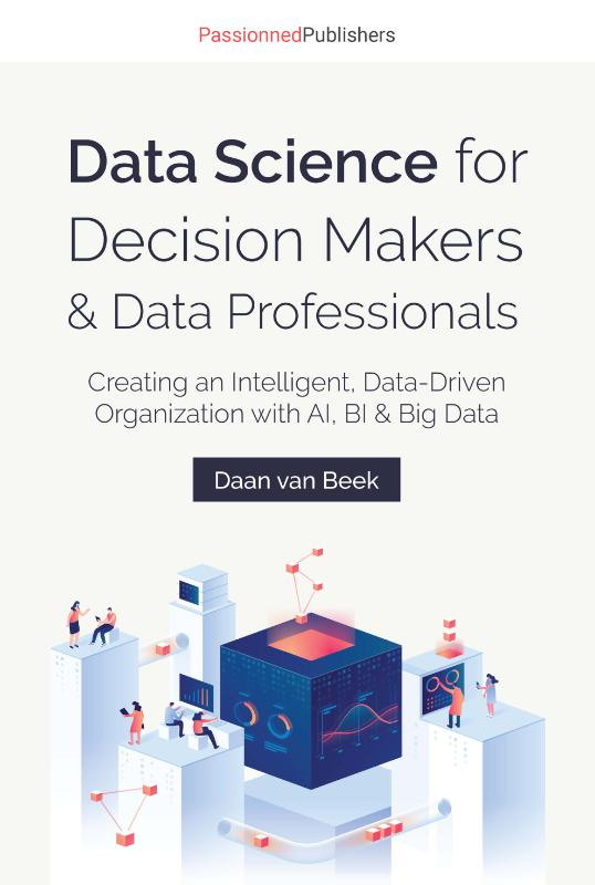 Cover Data Science for Decision Makers & Data Professionals