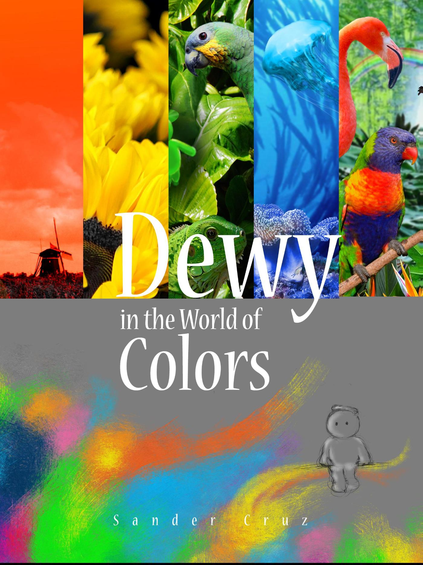 Cover Dewy in the World of Colors