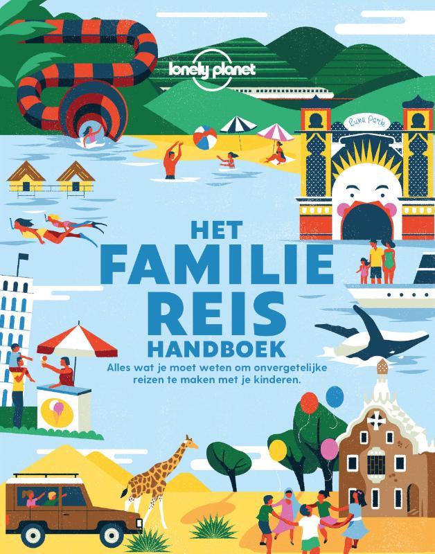 Cover Het Familie Reis Handboek