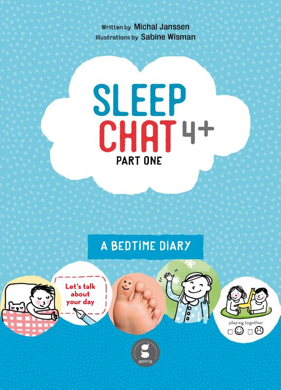 Cover Sleepchat 4+ part one