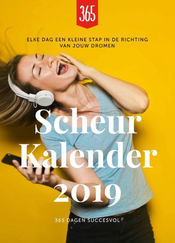 Cover 365 Dagen Succesvol Scheurkalender 2019